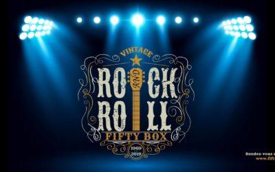 Dîner concert à Pertuis le samedi 06 juillet 2019 avec les Fifty-Box